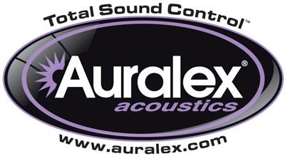 Auralex - panele pochłaniające